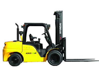 395 additional  35d 9a forklift
